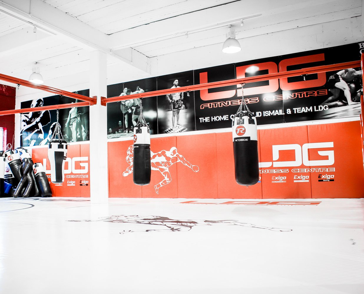 Complete digital transformation for an established gym in East London